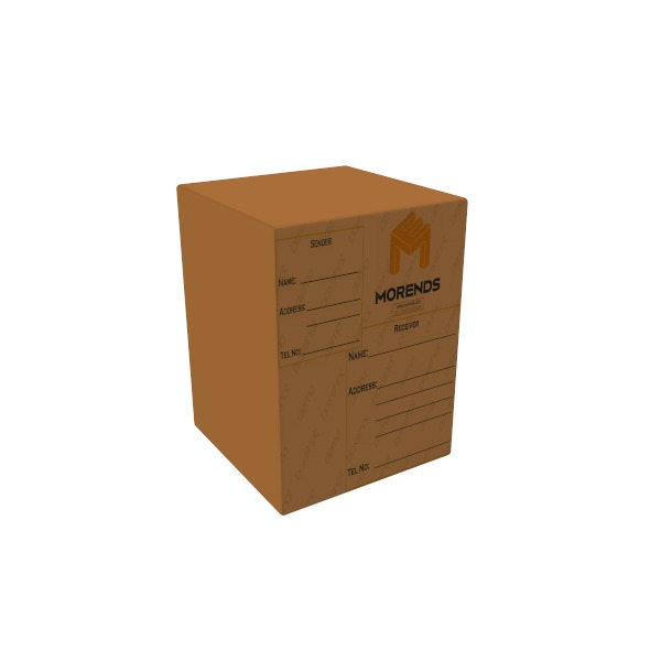 Parcel Cardboardbox 120L